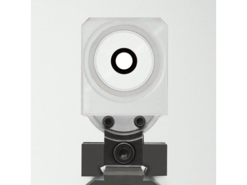MEC/Centra Korntunnel Glas Cube