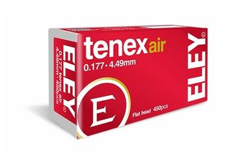 ELEY TENEX Air Luftdruck-Diabolos / 450Schuss