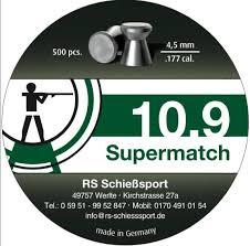 Supermatch 10.9 - Vereins Diabolos für LG/LP