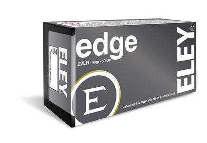 ELEY edge - Kal.22lr - 50 Schuss