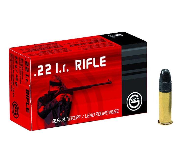 Geco .22lr Rifle - 50 Schuss