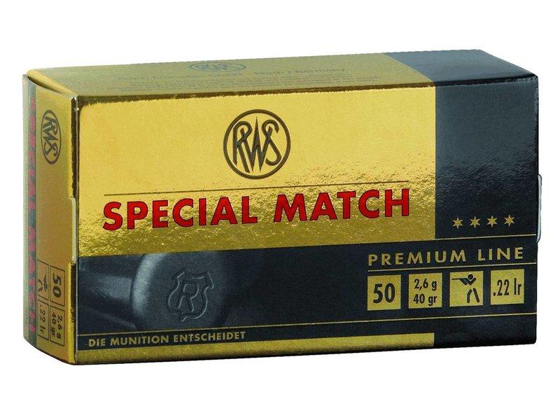 RWS Spezial Match - 50 Schuss
