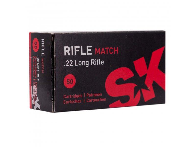 SK Rifle Match - 50 Schuss