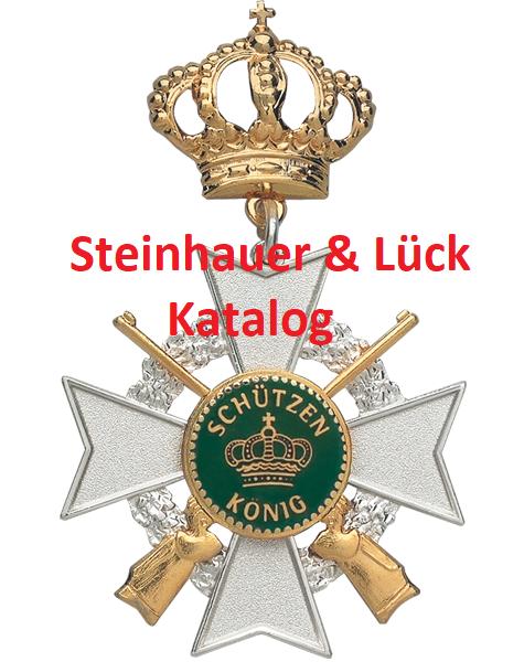 Katalog für Schützenorden - Steinhauer & Lück --> Auswahl aus Katalog