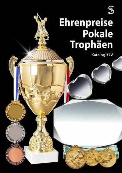 Pokale und Glastrophäen - Stieber - Auswahl aus Katalog