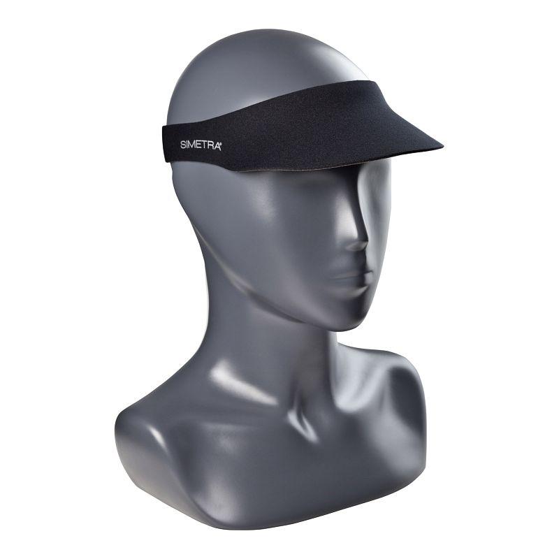 Cap Simetra PRIMOFIT 10 - Grau/Schwarz