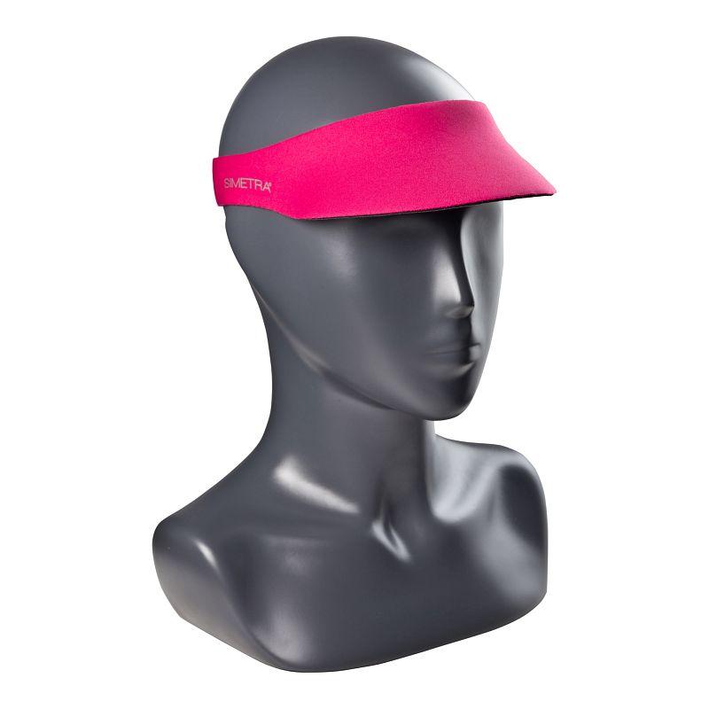 Cap Simetra PRIMOFIT 10 - Grau/Pink