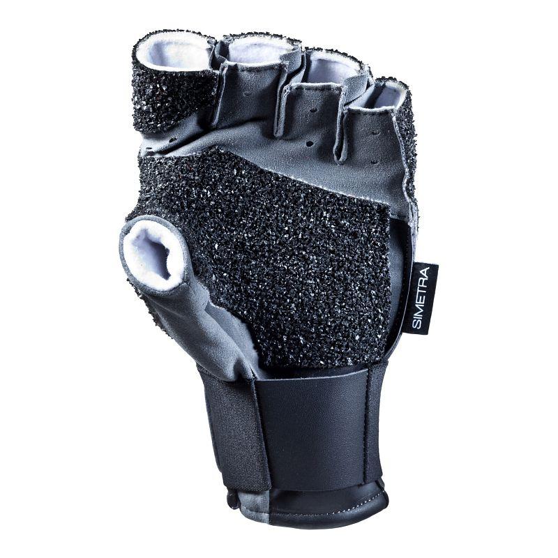 Schießsporthandschuh Simetra PRIMOFIT 20 - Schwarz/Grau