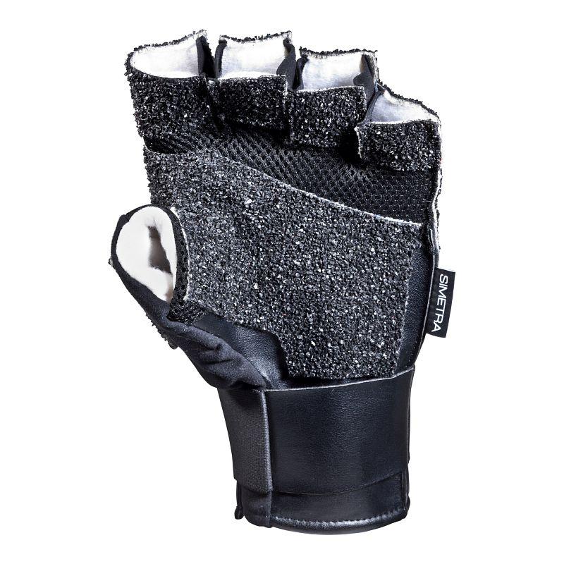 Schießsporthandschuh Simetra PRIMOFIT 30 - Schwarz/Schwarz
