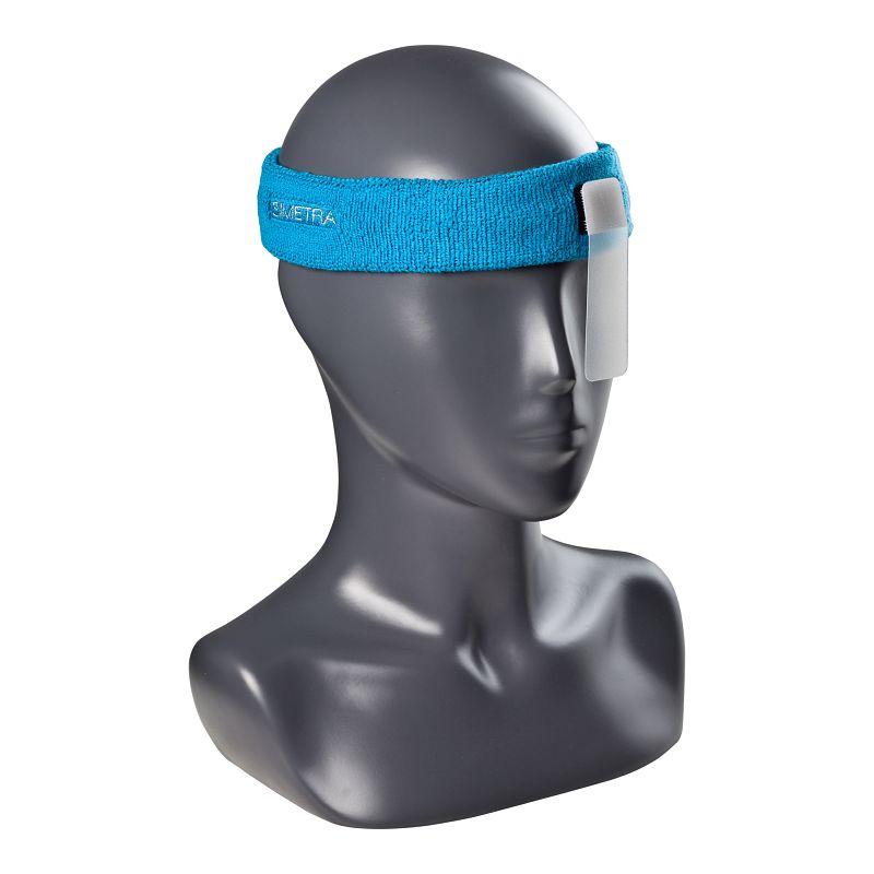 Stirnband mit Augenblende Simetra PRIMOFIT 10 - Blau