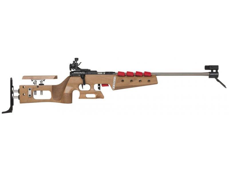 Anschütz Biathlon KK Gewehr 1827F Nuss Comfort inkl. Visierung 6827