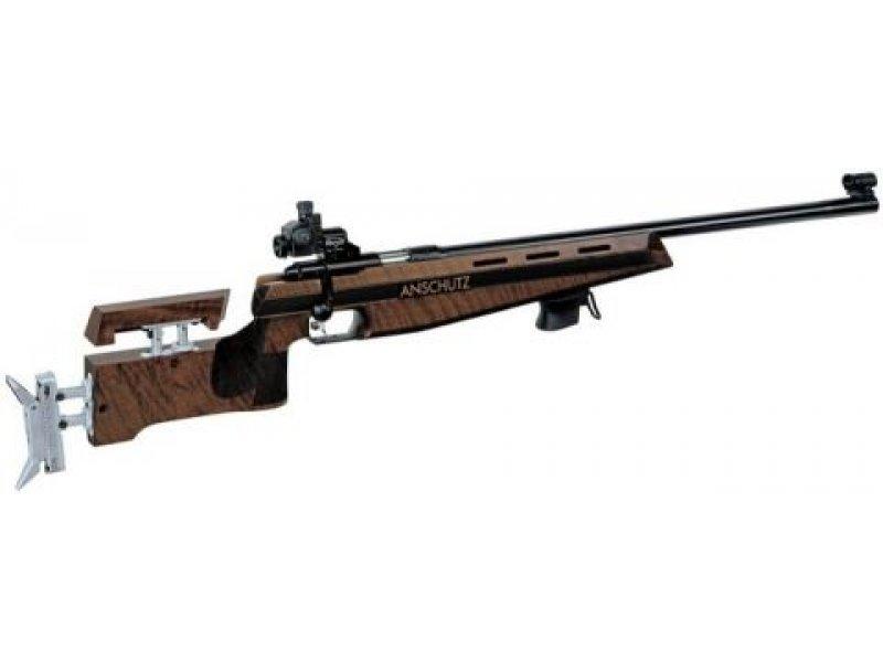 Anschütz KK Modell 1907 - Matchgewehr Nuss m. Kappe 4759