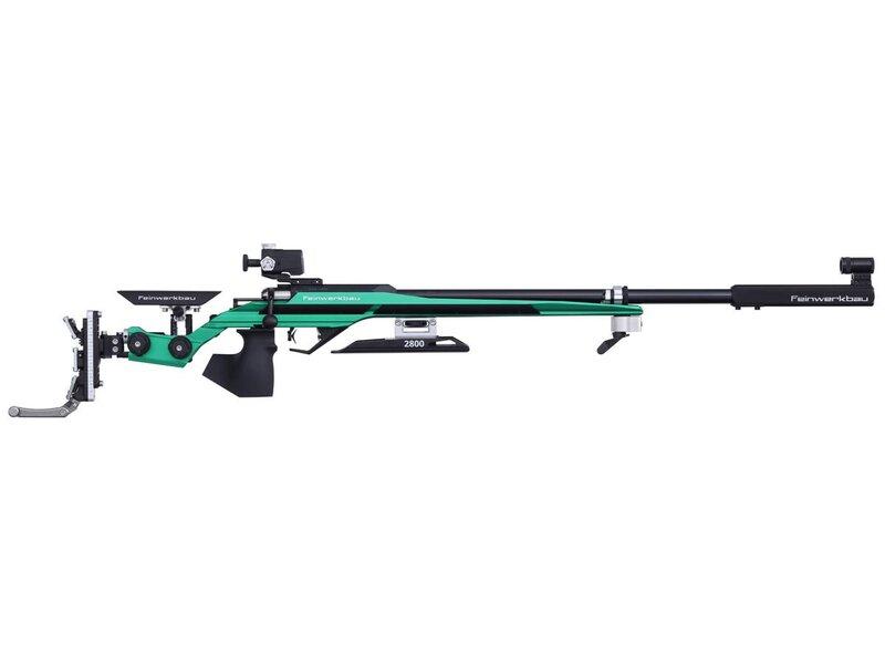 Feinwerkbau KK Gewehr Modell 2800 Alu Individual cal. .22 lr