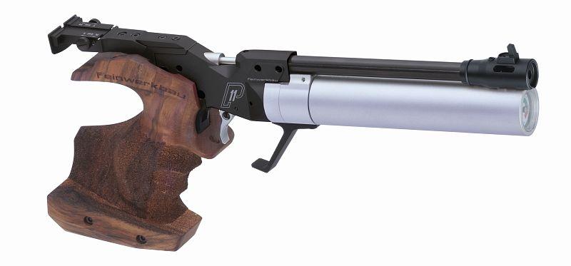 Feinwerkbau Luftpistole P11 - mit Formgriff