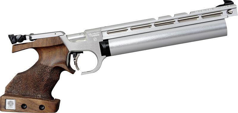 Steyr Luftpistole - Evo 10 E Silber
