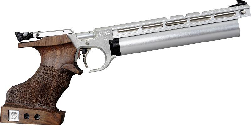 Steyr Luftpistole - Evo 10 Silber
