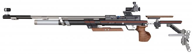 Anschütz Luftgewehr 9015 ONE, links - Freihand